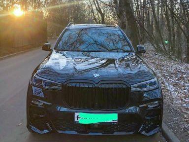 BMW X7 2020 отзыв автора   Дата публикации 20.05.2021.