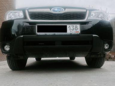Subaru Forester 2013 отзыв автора | Дата публикации 21.05.2021.