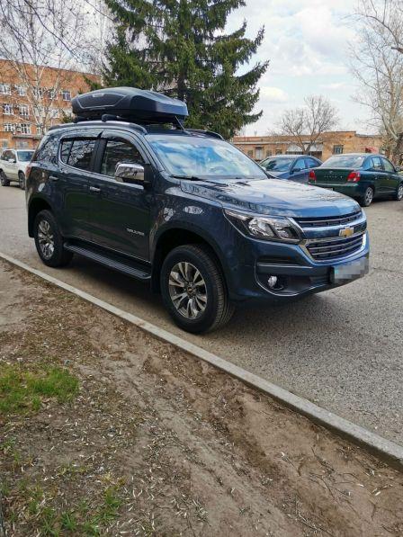 Chevrolet TrailBlazer 2021 - отзыв владельца