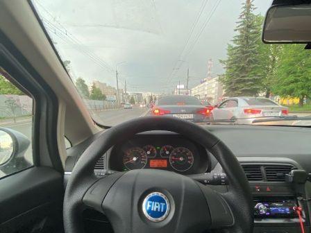 Fiat Punto 2007 - отзыв владельца