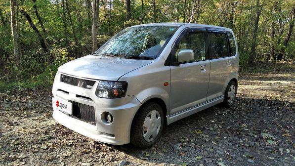 Mitsubishi eK Wagon 2007 - отзыв владельца