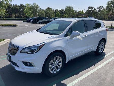 Buick Enclave 2017 - отзыв владельца