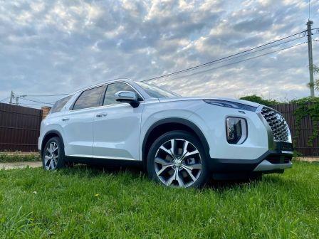 Hyundai Palisade 2021 - отзыв владельца
