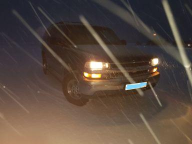Chevrolet Tahoe 2000 отзыв автора | Дата публикации 06.08.2018.