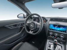 Jaguar F-Type 2019, 1 поколение, 2-й рестайлинг