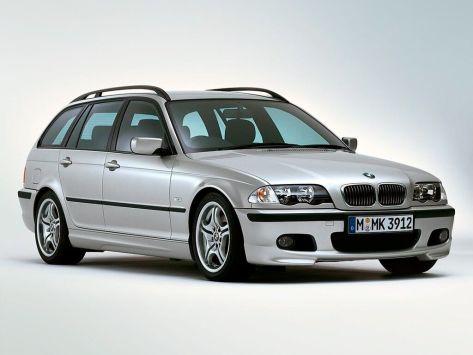 BMW 3-Series (E46) 10.1999 - 08.2001