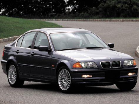 BMW 3-Series (E46) 03.1998 - 08.2001
