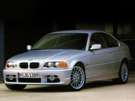 BMW 3-Series (E46) 04.1999 - 02.2003