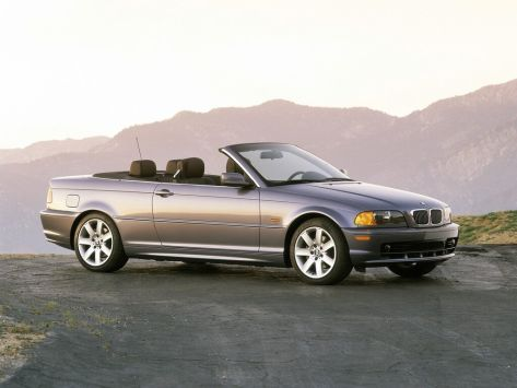 BMW 3-Series (E46) 03.2000 - 02.2003