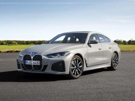 BMW 4-Series (G26) 06.2021 -  н.в.