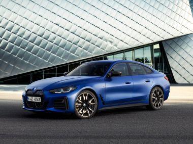 BMW i4, 1 поколение, G26