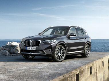 BMW X3 рестайлинг, 3 поколение, G01