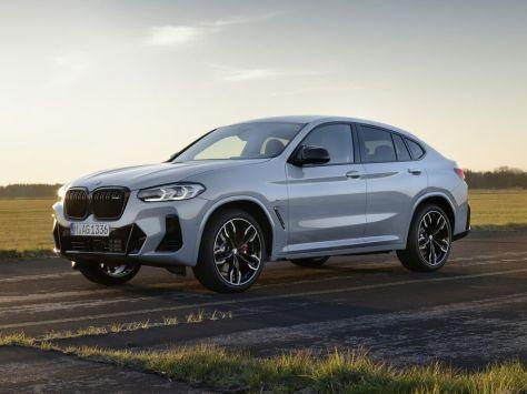 BMW X4 рестайлинг, 2 поколение, G02