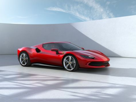 Ferrari 296 GTB  06.2021 -  н.в.