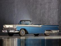 Ford Galaxie 1958, открытый кузов, 1 поколение