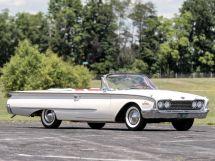 Ford Galaxie 1959, открытый кузов, 2 поколение