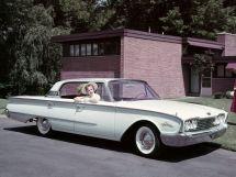 Ford Galaxie 1959, седан, 2 поколение