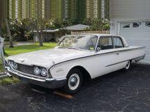 Ford Galaxie 1959, купе, 2 поколение