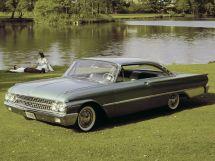 Ford Galaxie рестайлинг 1960, купе, 2 поколение