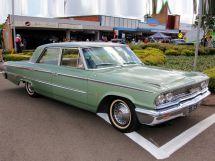 Ford Galaxie 3-й рестайлинг 1962, седан, 2 поколение