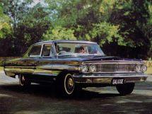 Ford Galaxie 4-й рестайлинг 1963, седан, 2 поколение