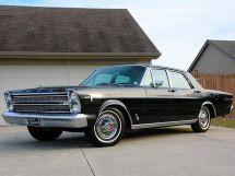 Ford Galaxie рестайлинг 1965, седан, 3 поколение