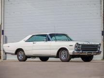 Ford Galaxie рестайлинг 1965, купе, 3 поколение