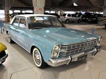 Ford Galaxie 2-й рестайлинг 1966, седан, 3 поколение