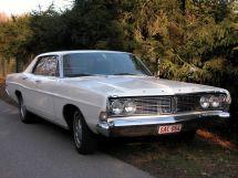 Ford Galaxie 3-й рестайлинг 1967, седан, 3 поколение