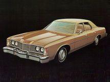 Ford Galaxie 4-й рестайлинг 1972, седан, 4 поколение
