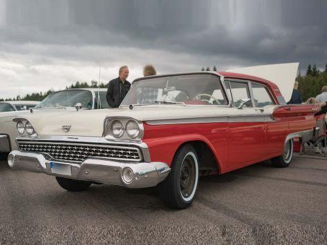 Ford Galaxie  10.1958 - 09.1959