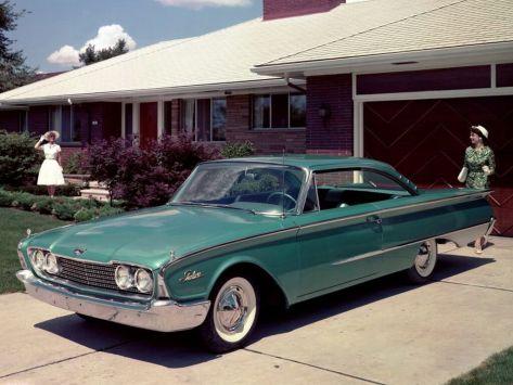 Ford Galaxie  10.1959 - 09.1960