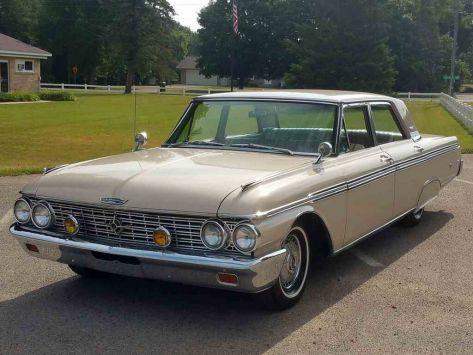 Ford Galaxie  10.1961 - 09.1962