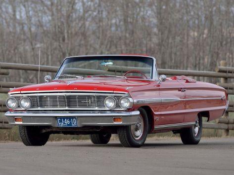 Ford Galaxie  10.1963 - 09.1964