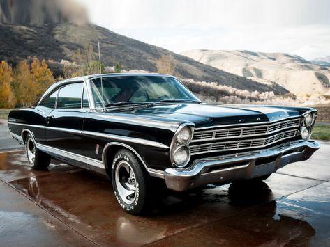 Ford Galaxie  10.1966 - 09.1967