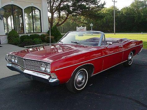Ford Galaxie  10.1967 - 09.1968