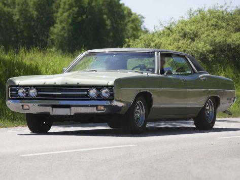 Ford Galaxie  10.1968 - 09.1969