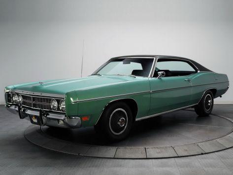 Ford Galaxie  10.1969 - 09.1970