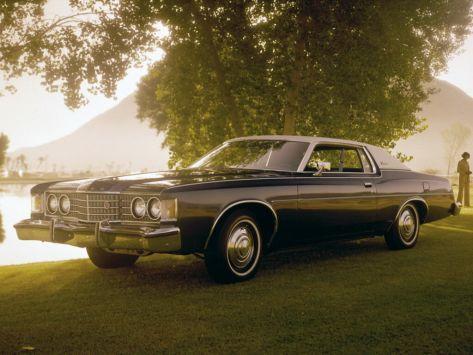 Ford Galaxie  10.1973 - 09.1974