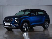 Hyundai Creta 2020, джип/suv 5 дв., 2 поколение, SU2