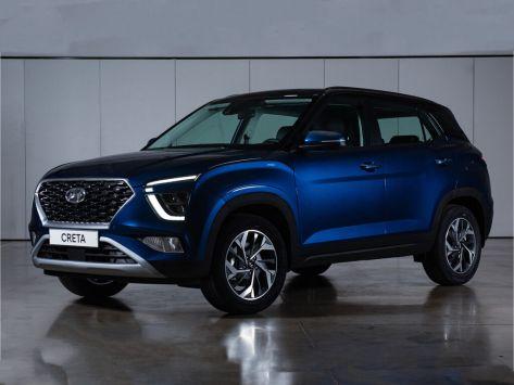 Hyundai Creta (SU2) 03.2020 -  н.в.