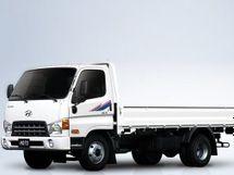Hyundai HD72 2004, бортовой грузовик, 1 поколение