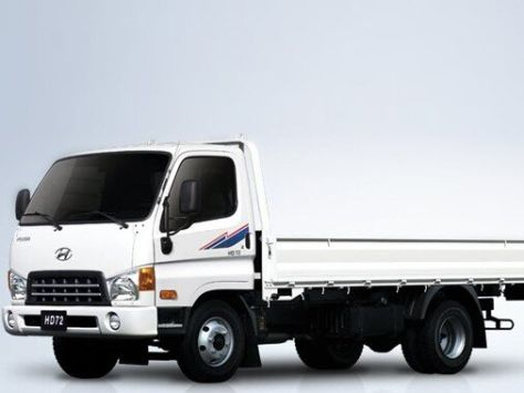 Hyundai HD72  09.2004 - 12.2008