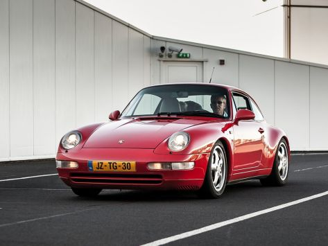 Porsche 911 (993) 01.1993 - 01.1998