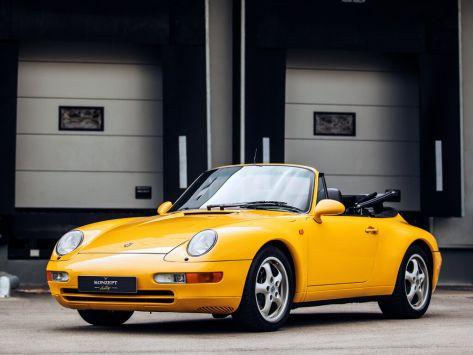 Porsche 911 (993) 01.1994 - 01.1998