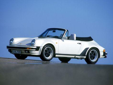 Porsche 911 (Series II, 930) 01.1983 - 07.1989