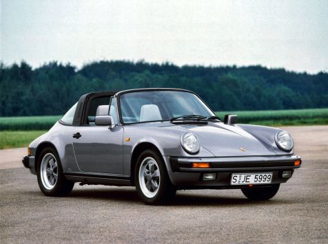 Porsche 911 (Series II, 930) 03.1987 - 07.1989