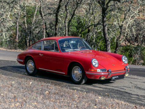 Porsche 911 (901) 09.1963 - 01.1967