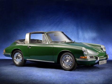 Porsche 911 (901) 07.1966 - 01.1967