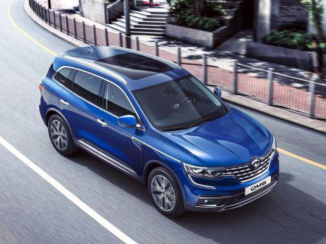 Renault Samsung QM6 (HZG) 09.2019 - 12.2020
